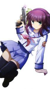 Angel Beats Yuri Nakamura 2160x3840