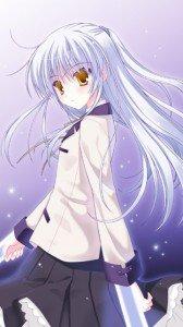 Angel Beats.360x640.Kanade Tachibana (Angel, Tenshi) (8)