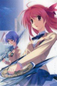 Chaos;Head.Rimi Sakihata.Ayase Kishimoto.320x480