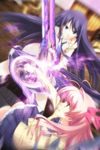 Chaos;Head.Rimi Sakihata.Sena Aoi.320x480