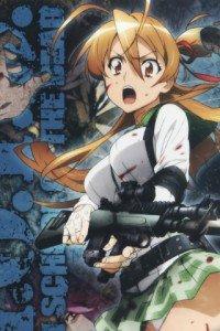 Highschool of the Dead.Gakuen Mokushiroku.320x480.Rei Miyamoto