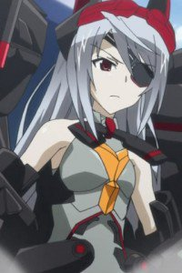 Infinite Stratos.Laura Bodewig