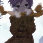 The Melancholy of Haruhi Suzumiya 9.Yuki Nagato.Nokia 5800 360x640