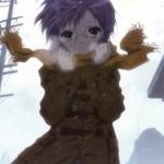 The Melancholy of Haruhi Suzumiya.Yuki Nagato 17 IPhone 320x480