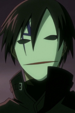 Darker Than Black 320x480 Hei 3