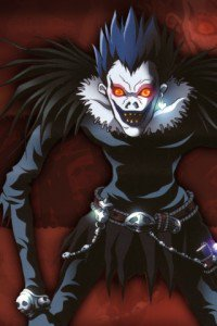 Death Note.Ryuk.320x480