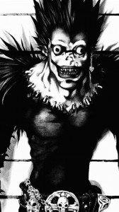 Death Note.Ryuk.360x640