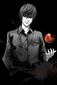 Death Note.Yagami Light.320x480 (2)