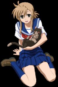 Nyan Koi!.Kaede Mizuno.320x480 (4)