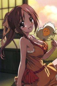 Sora no Otoshimono.Sohara Mitsuki