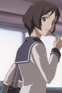 Ga-Rei Zero.Kagura Tsuchimiya