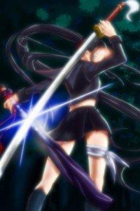 Ga-Rei Zero.Yomi Isayama.320x480
