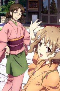 Hanasaku Iroha.Ohana Matsumae.Tomoe Wajima.320x480