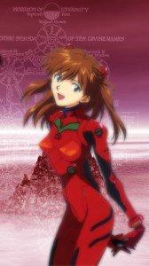 Neon Genesis Evangelion.Asuka Langley Soryu.