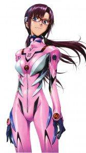 Neon Genesis Evangelion.Mari Illustrious Makinami