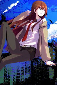 Steins;Gate.Kurisu Makise