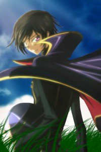 Code Geass.Lelouch Lamperouge.320x480