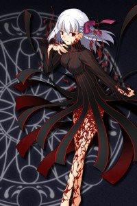 Fate-stay Night.Illyasviel von Einzbern (Ilya).640x960