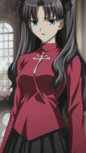 Fate-stay Night.Rin Tosaka.360x640