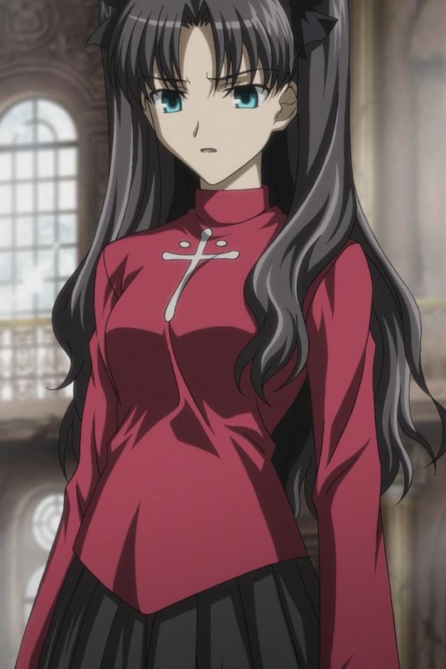 Fate/Stay Night - Página 2 Fate-stay-Night.Rin-Tosaka.640x960