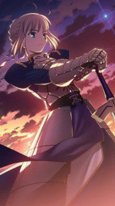 Fate-stay Night.Saber.360x640