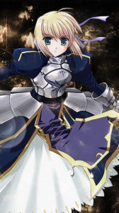 Fate-stay Night.Saber.360x640