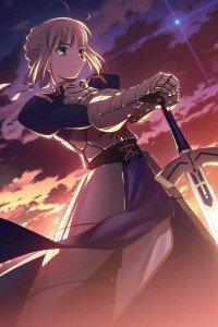 Fate-stay Night.Saber.640x960