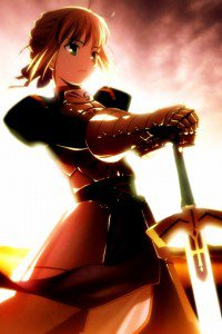 Fate-stay Night.Saber.640x960