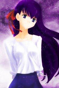 Fate-stay Night.Sakura Mato.320x480