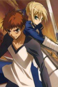 Fate-stay Night.Shiro Emiya.Saber.320x480