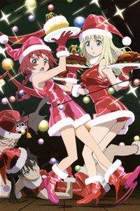 Merry Christmas.Darker than Black.640x960