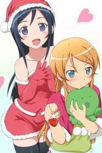 Merry Christmas.Ore no Imouto ga Konna ni Kawaii Wake ga Nai.320x480