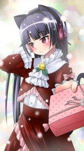 Merry Christmas.Ore no Imouto ga Konna ni Kawaii Wake ga Nai.360x640