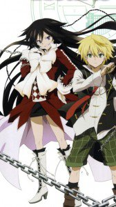Pandora Hearts.Alice.Oz Vessalius.360x640