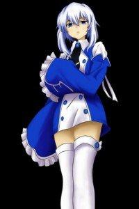 Pandora Hearts.Echo.320x480
