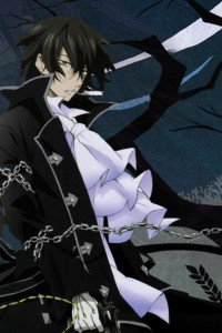 Pandora Hearts.Gilbert Nightray.640x960