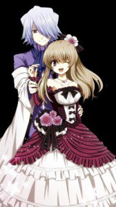 Pandora Hearts.Sharon Rainsworth.Xerxes Break.360x640