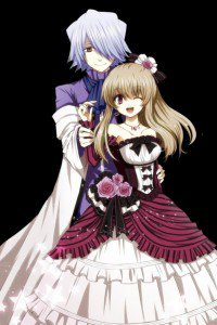 Pandora Hearts.Sharon Rainsworth.Xerxes Break.640x960