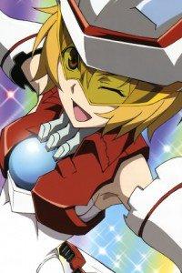 Star Driver.Wako Agemaki.320x480