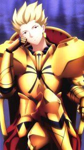 Fate-Zero Gilgamesh 2160x3840
