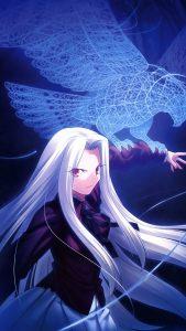Fate-Zero Irisviel von Einzbern.iPhone 7 Plus wallpaper 1080x1920