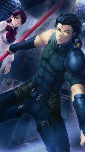 Fate-Zero Lancer Sola-Ui 2160x3840