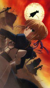 Fate-Zero Saber 1080x1920