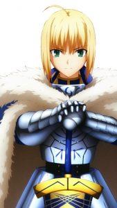 Fate-Zero Saber 2160x3840