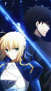 Fate-Zero Saber Kirei Kotomine 1080x1920