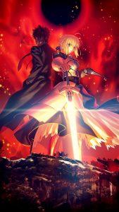 Fate-Zero Saber Kirei Kotomine 2160x3840