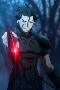 Fate-Zero.Lancer (Diarmuid Ua Duibhne).320x480