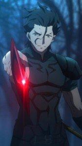 Fate-Zero.Lancer (Diarmuid Ua Duibhne).360x640