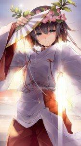 Yosuga no Sora.Akira Amatsume.360x640
