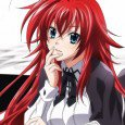 """High School DxD"" girls wallpaper – Rias Gremory, Akeno Himejima, Koneko Tojo, Asia Argento and Raynare! Genre: Action, Fantasy, Harem, Romantic comedy, Supernatural What do you need from a simple..."